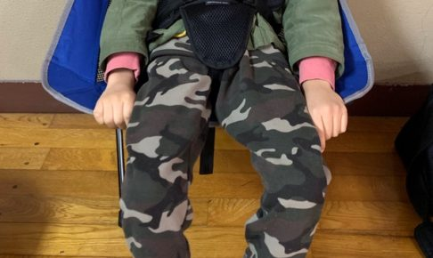 次郎のアウトドア椅子